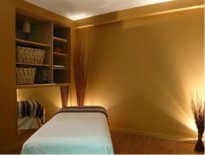 Russell Square massage room